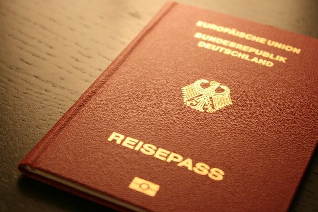 How to extend the visa in Indonesia, German passport.
